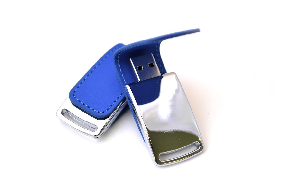 Leather USB - WU14 - Flash drive