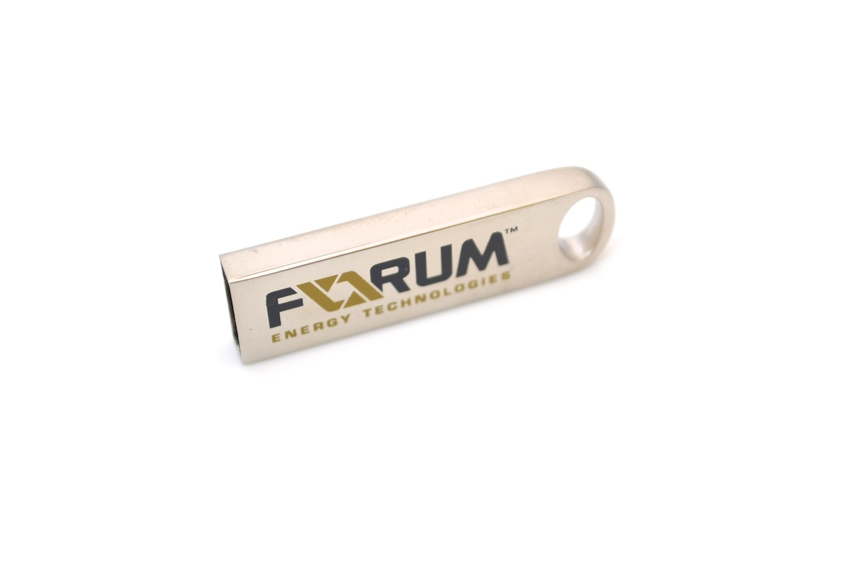 Flow USB - M10 - Aluminum Flash Drive