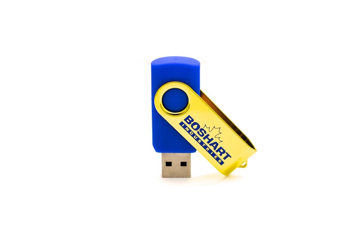 Swivel USB - UC1 - Twister