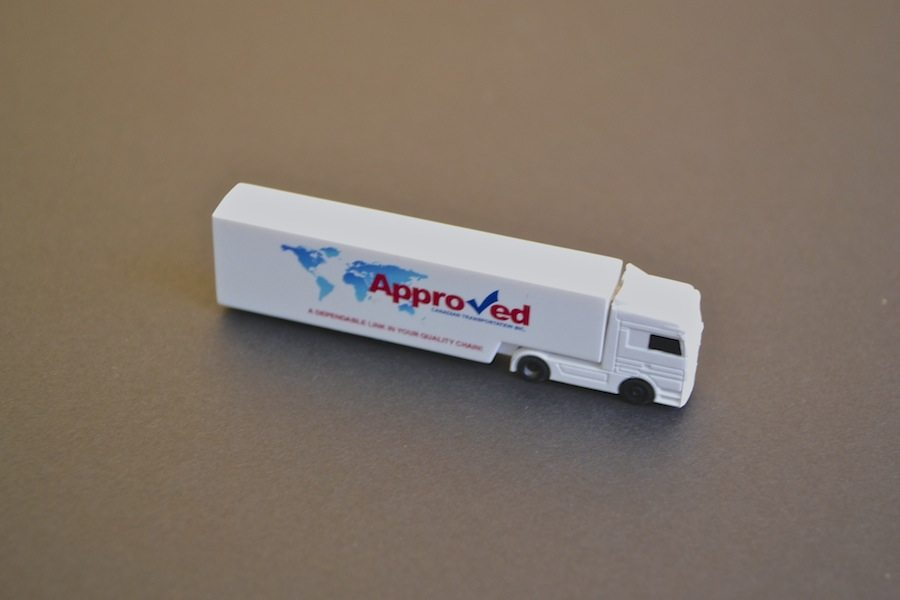 USB Truck - U19 - Transport