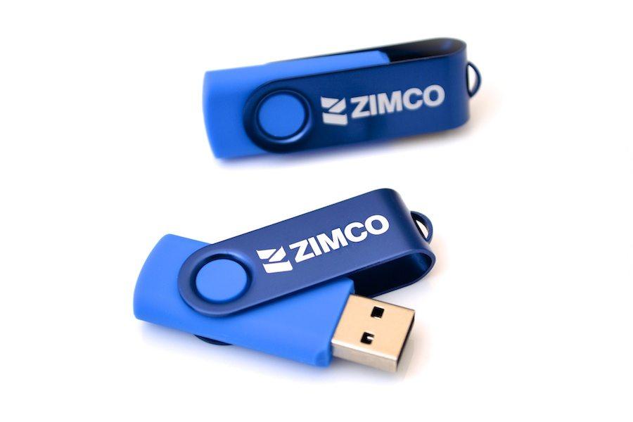 Twister USB Flash Drive - UC1 - Popular USB Drive